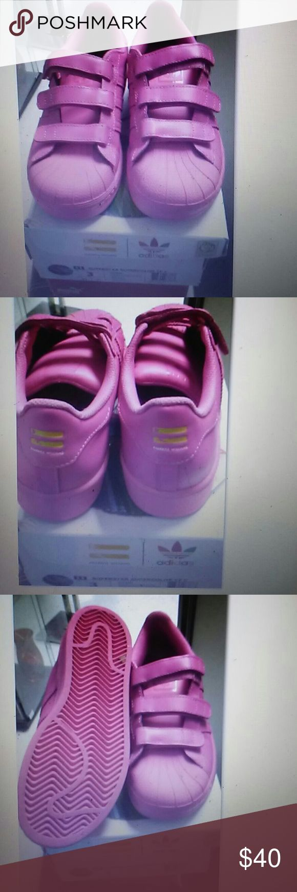 Adidas Pharrell Williams Like New Shoes Sneakers
