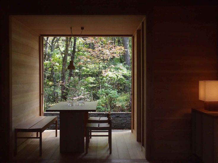 House in Tateshina 2010 蓼科の家 堀部安嗣