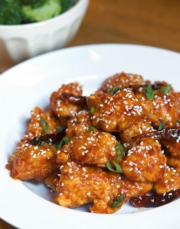 General Tso's Chicken Recipe   Key Ingredient