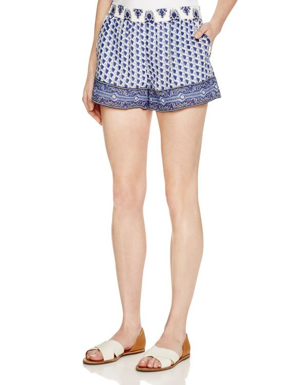 Soft Joie Beatra Printed Shorts
