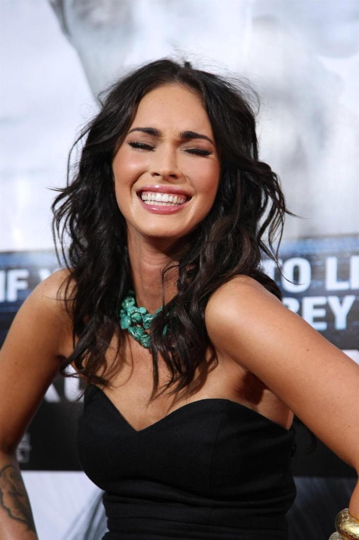 Megan Fox - a true smile