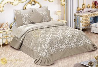 Narzuta na łóżko Elegance