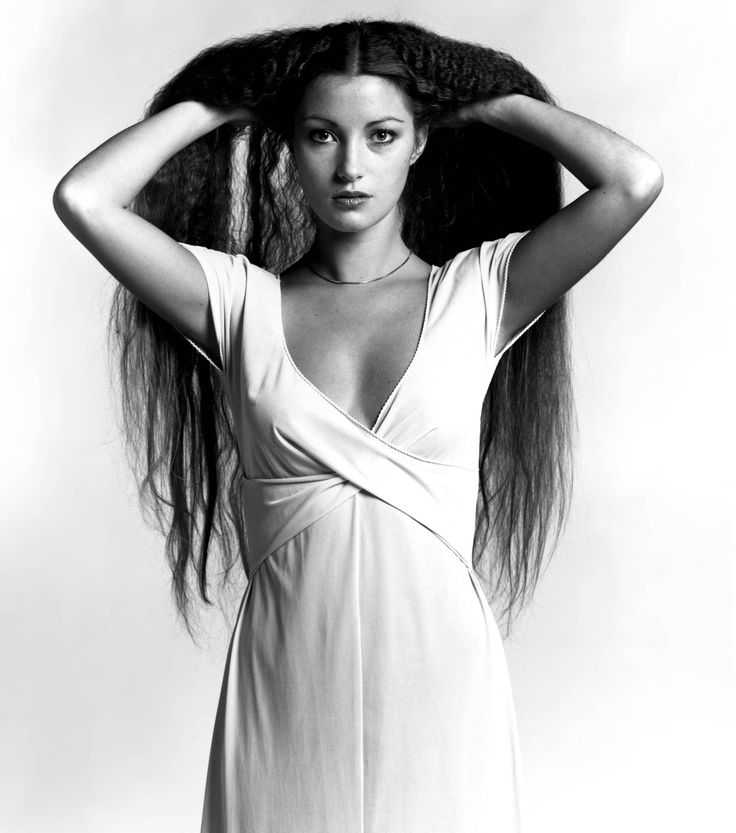 Jane Seymour, ca. 1970's. Photographer unknown? ☀
