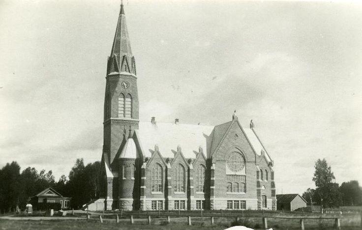 Kauhavan kirkko #kirkot #Kauhava #churches