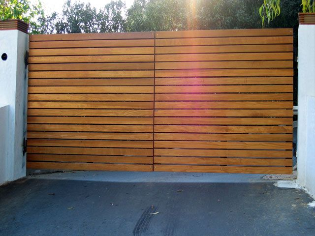 1000 Images About Timber Gates On Pinterest Driveway