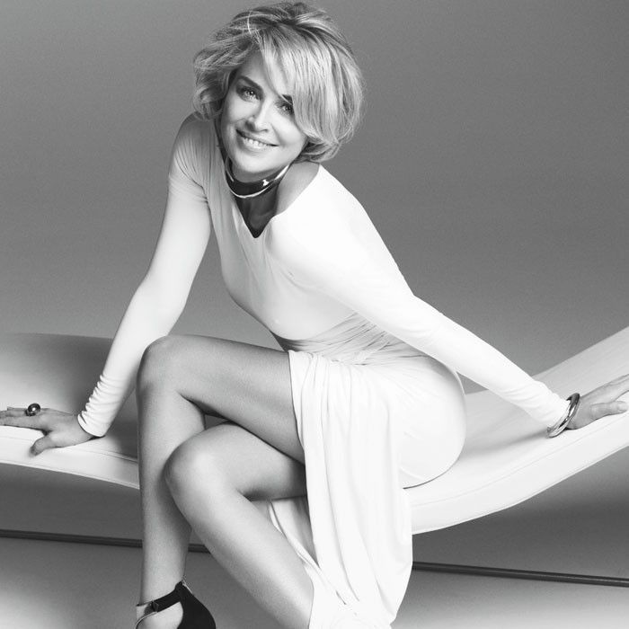 Sharon Stone's Secrets to Aging Gracefully