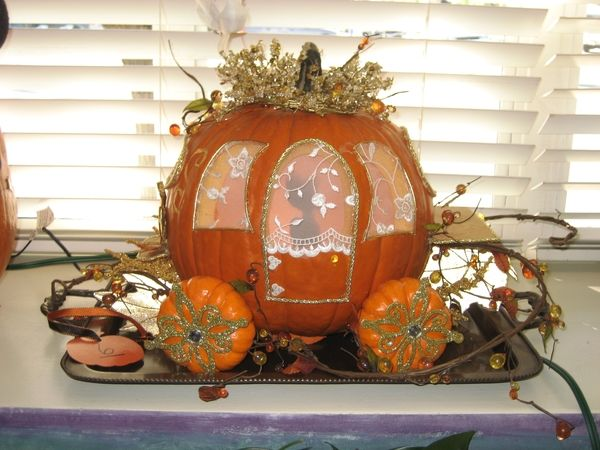 cinderella pumpkin carriage - Google Search