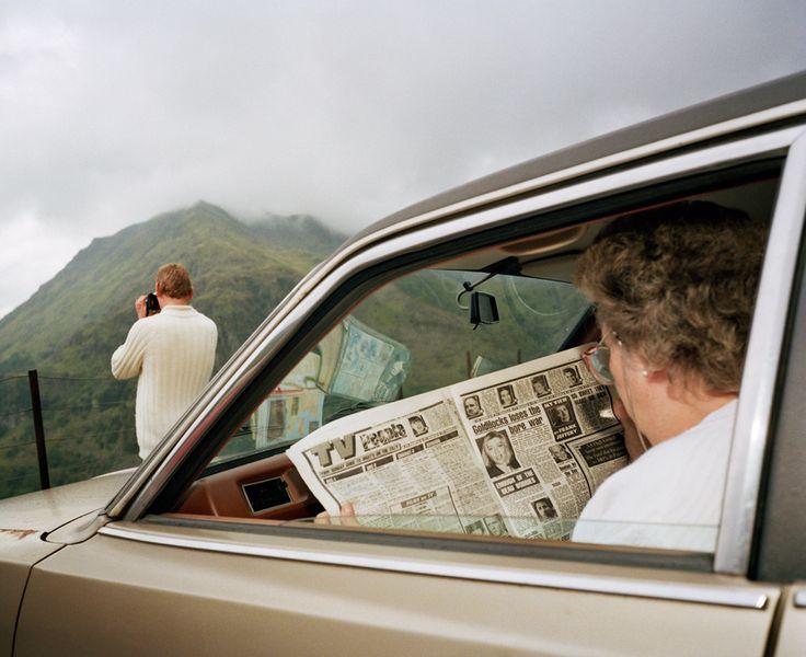 © Martin Parr, 1989, Wales.