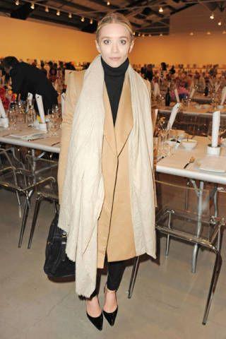 Ashley Olsen March 2012 - Mary-Kate and Ashley Olsen Fashion and Style Photos - Elle