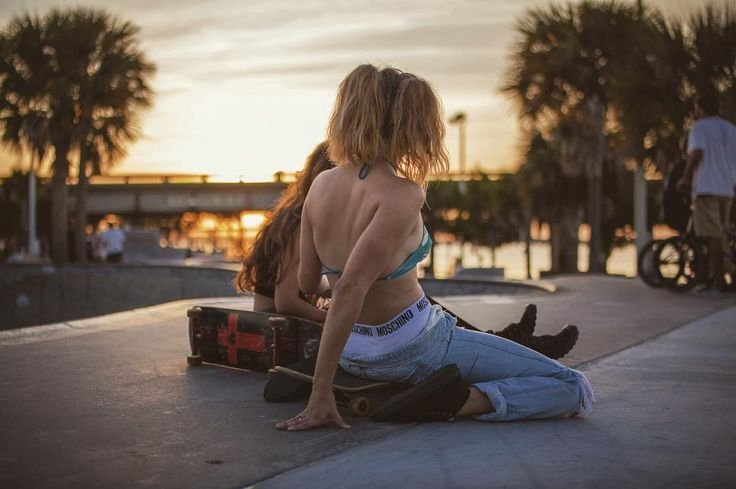 Instagram #skateboarding photo by @live_cougar_bait - Shameless #moschino advertisement. Please try my product.  #portrait #model #models #modeling #modellife #modelphotography #candid #skate #skateboarding #skateboard #photooftheday #florida #sarasota #srq #fl #canon #canon5d #canonphotography #sunset. Support your local skate shop: SkateboardCity.co