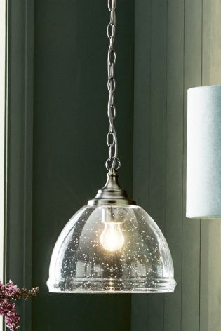 Want to change your lighting? Why not go for something a bit rustic with Our Bergen Single Pewter Finish Pendant this summer.