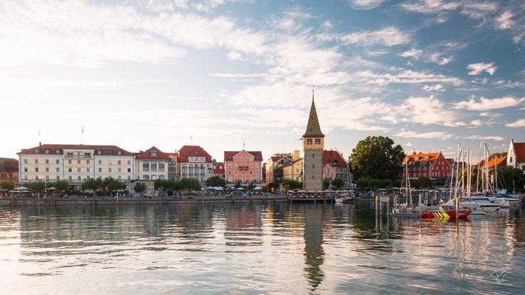 Lindau Germany Hafen Mangturm