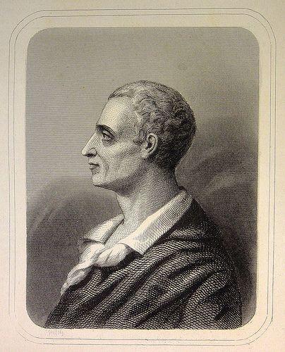 """""""Las leyes inútiles debilitan las necesarias"""". - Montesquieu"""