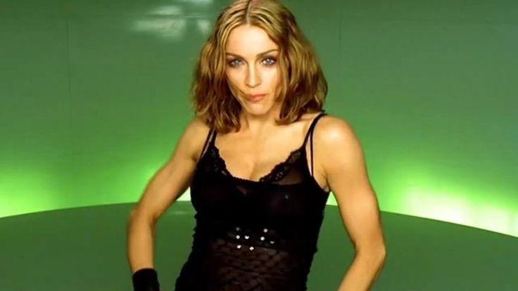 "Madonna Releases Six New Songs In Response To 'Rebel Heart' Album Leak -""Beautiful Stranger"" 1999"