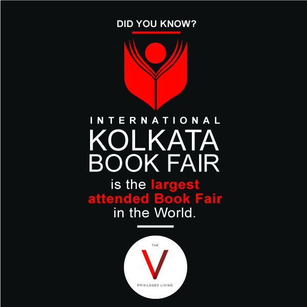The bookworms' abode, The International Book Fair is the most celebrated and felicitated book fair held in #Kolkata that revives the charm of reading.