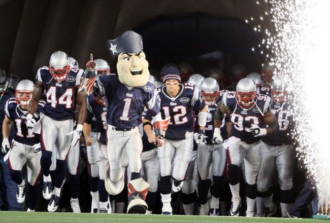 new england patriots players | The New England Patriots 2010 draft class produced six players that ...