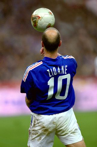 "Zinedine ""Zizou"" Zidane"