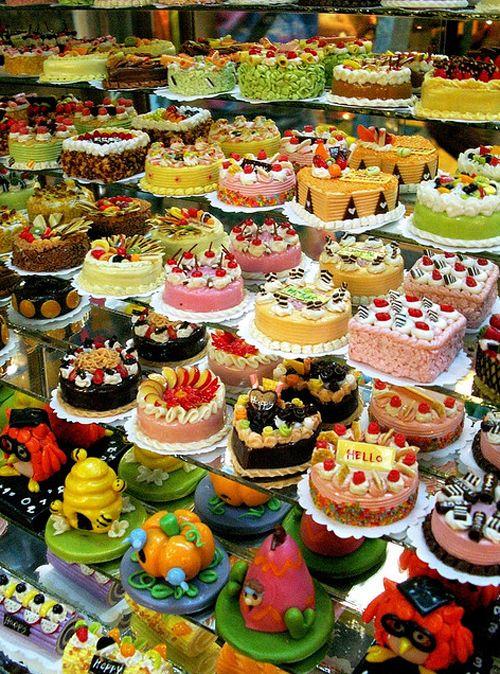 ケーキ Display
