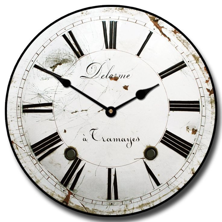 74 best Large Wall Clocks 24 to 60 images on Pinterest Large