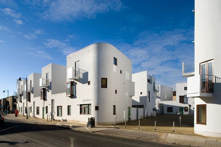 Peter Barber Architects - Explore, Collect and Source architecture