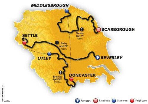 Tour of Yorkshire 2016