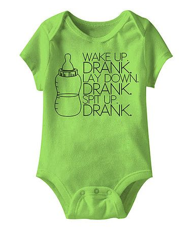 Hilarious! My child will have this.