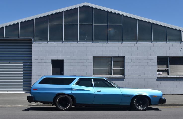 https://flic.kr/p/DqeJfy | 1974 Ford Torino | The Cars of Christchurch, New Zealand.  I didn't think I was going to see this again, but a chance for a better view of this amazing blue beast