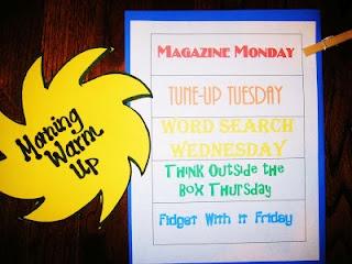 Different morning work ideasSchools Ideas, Mornings Routines, Morning Work, Mornings Work, Mornings Warm, Classroom Management, Classroom Ideas, First Grade, 1St Grade