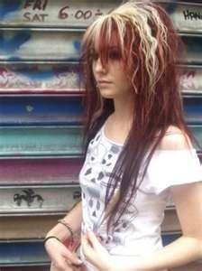 Funky Long Hairstyles | Women Fashion