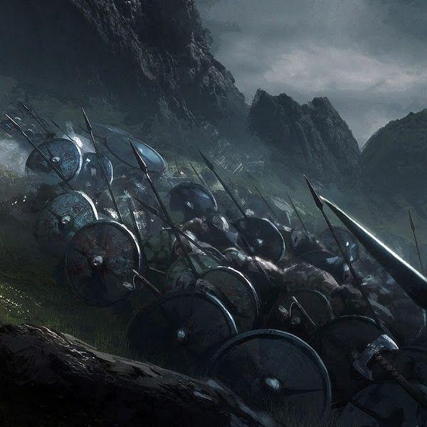 Viking, Fantasy, Army, 4K, 3840x2160, 20 Wallpaper for