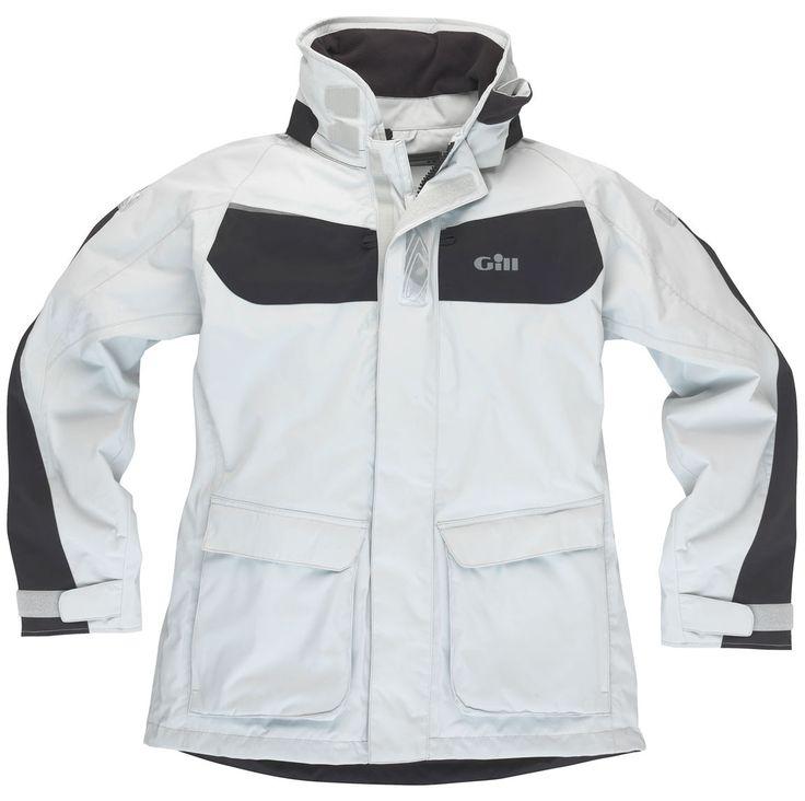 Gill - IN12 Coast Jacket - Silver