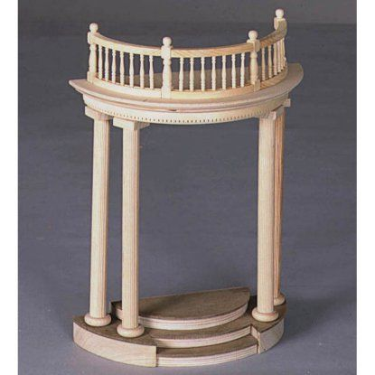 Real Good Toys Montclair Front Porch Kit | Hayneedle
