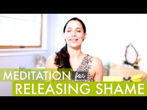▶ Meditation for Releasing Shame & Guilt - How To Meditate for Beginners - BEXLIFE - YouTube