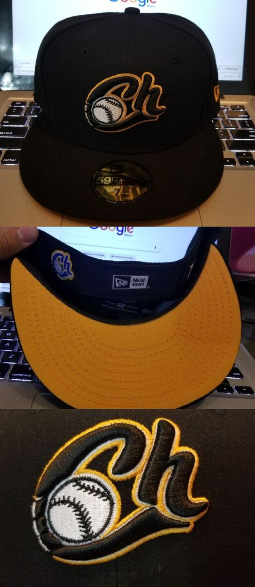Hats and Headwear 123876: Rare Charros De Jalisco 59Fifty Official New Era Lmb Charros Tomateros Yaquis -> BUY IT NOW ONLY: $59.99 on eBay!