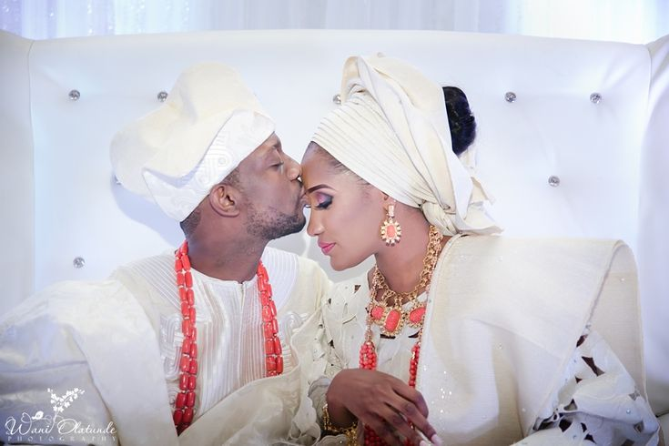 Beautiful Traditional Yoruba Wedding | Aisle Perfect: http://aisleperfect.com/2016/03/traditional-yoruba-wedding.html #wedding