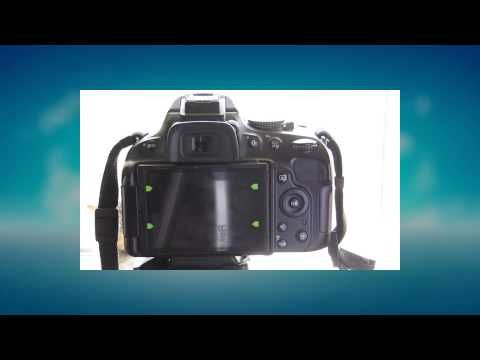 Базовые настройки DSLR камеры для съемки видео - YouTube