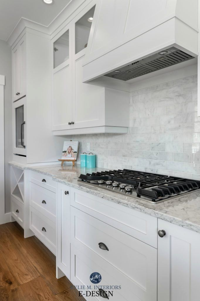 Glass Tile Kitchen Backsplash Ideas Elegant 4 Subway Tile Ideas For Your Kitchen In 2020 Backsplash For White Cabinets Grey Countertops Subway Tile Backsplash Kitchen