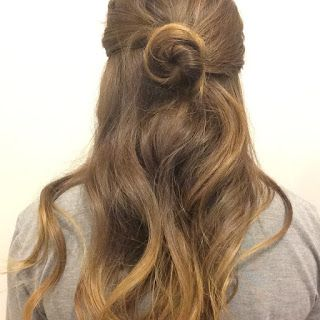 hairstyles using spin pins!