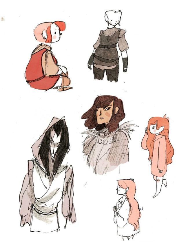 Character Design Maya : Best nimona images on pinterest shark sharks and