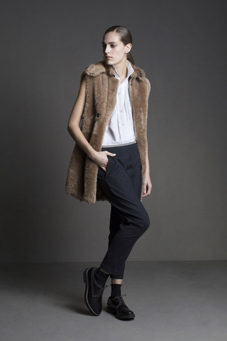 Brunello Cucinelli - Fall 2015 Ready-to-Wear - Look 22 of 30