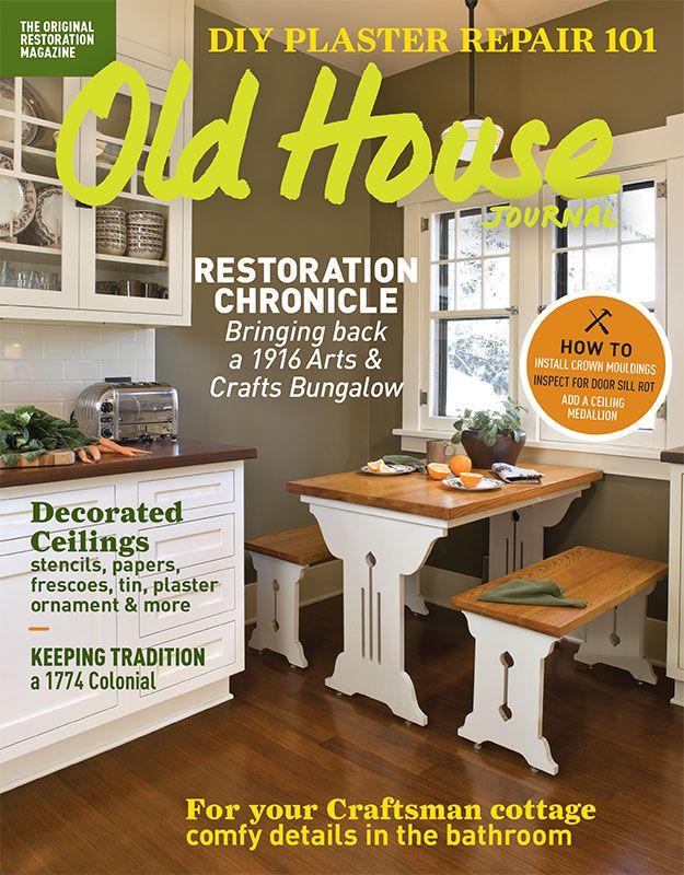 House Magazine Interesting 33 Best Old House Magazine Covers Images On Pinterest  House Decorating Inspiration