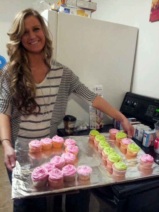 how to make 20 cupcakes
