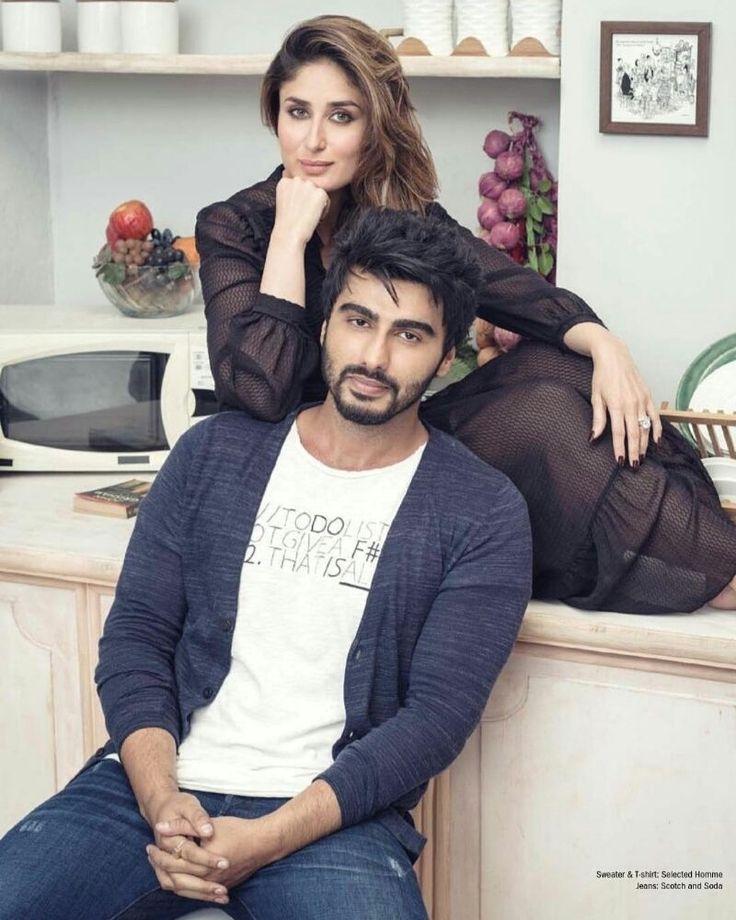 regram @bollywoodsmartpics Bebo and Arjun Kapoor's Filmfare photoshoot  #kareenakapoorkhan #KareenaKapoor #saifeena #arjunkapoor #filmfare #kiandka
