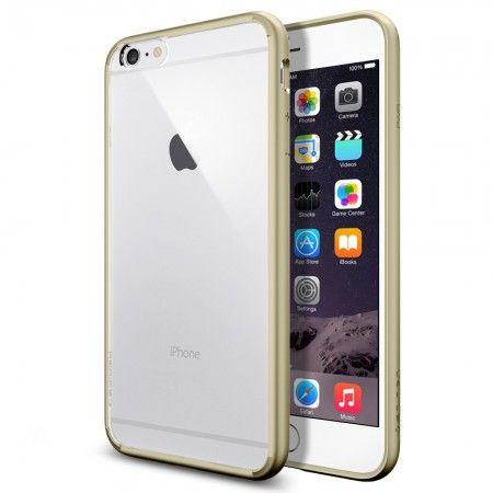 Spigen iPhone 6 Plus Case Ultra Hybrid [Harga: Rp 350.000]