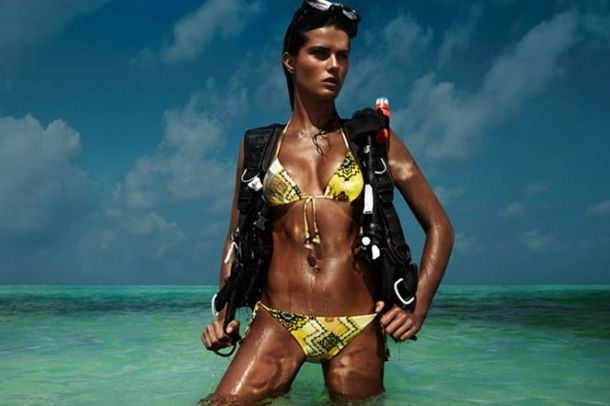 HM Beach Sensation Summer 2012 Campaign