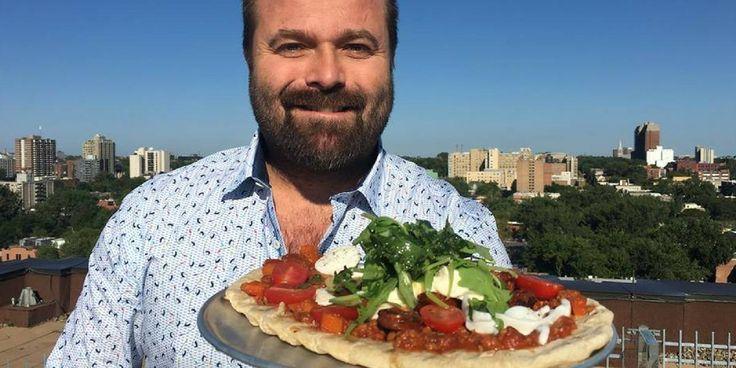 Essayez cette délicieuse pizza au chorizo sur le barbecue, une recette présentée pour …  …