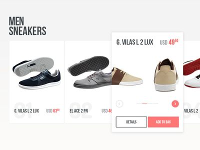 e-commerce snippet