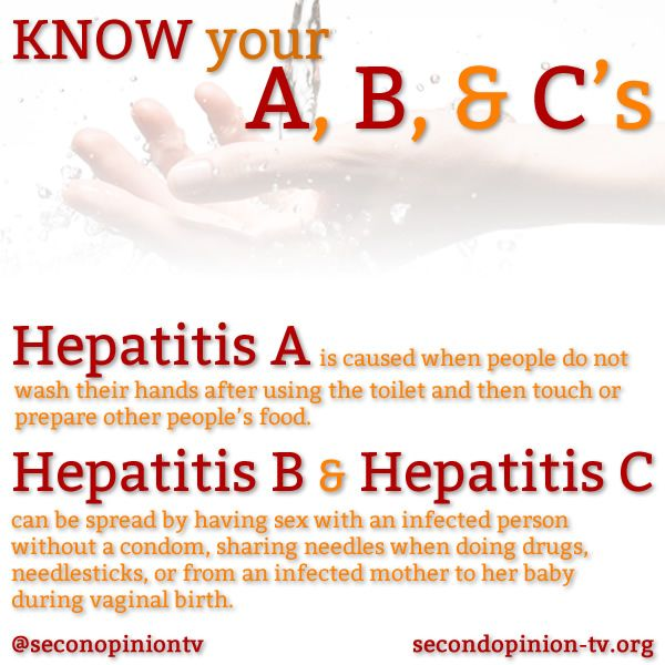 Can you get hep c from sex images 58