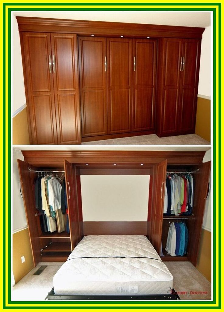 31 reference of home office Guest room combo Combo murphy