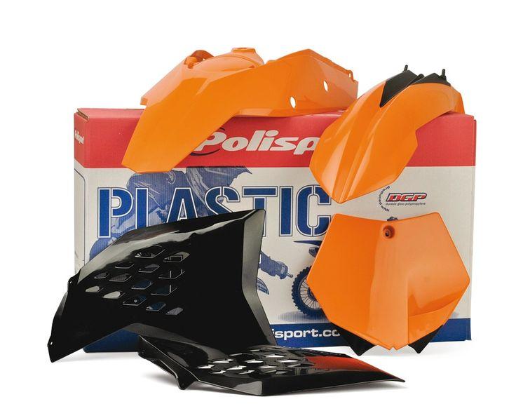 Polisport KTM Replica Plastics